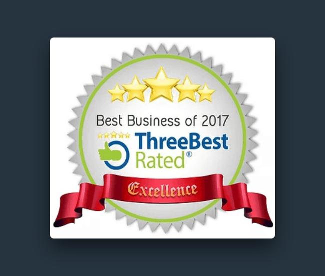 """Premio: """"Mejor negocio de 2017"""" a la excelencia"""