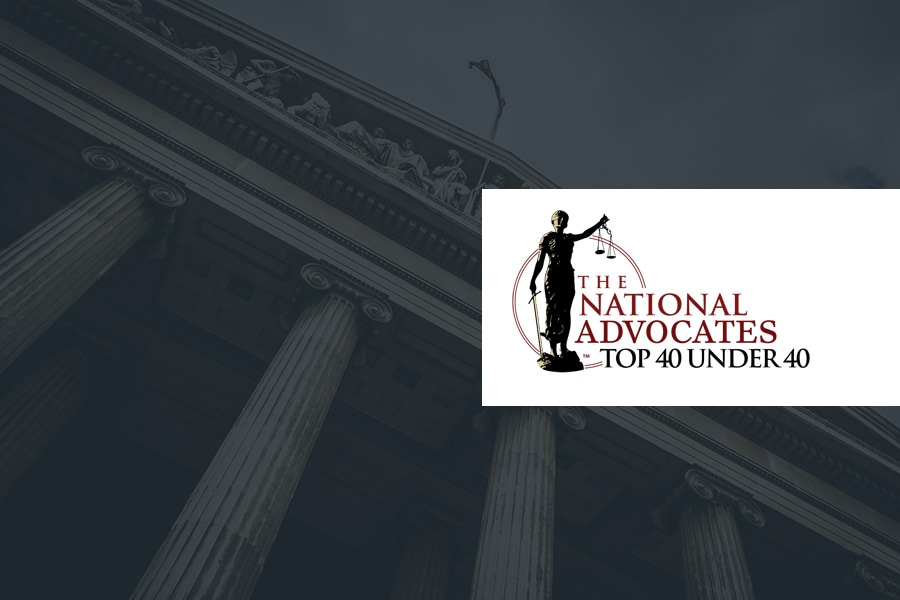 """The National Advocates: """"Top 40 Under 40"""" (2016-2019)"""