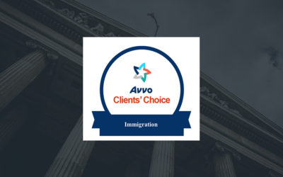 "Attorney Moises Barraza Wins Avvo ""Clients Choice"" Award Two Years in A Row"